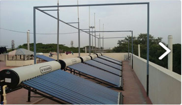 Solar Water Heater in Bangalore